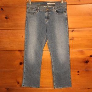 Dkny straight legged jean size 14R